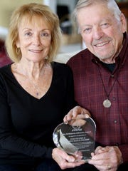 Linda Karle-Nelson and Tom Nelson of Farmington Hills