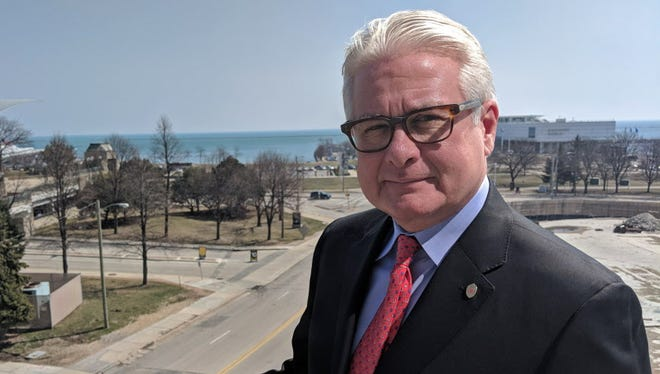 Commercial real estate developer Mark Irgens, chief executive officer of Irgens Partners LLC, is bullish on Milwaukee. 