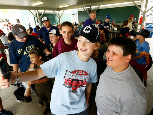 Middletown Little Leaguer 'Big Al' stars with ESPN 'I hit dingers' intro