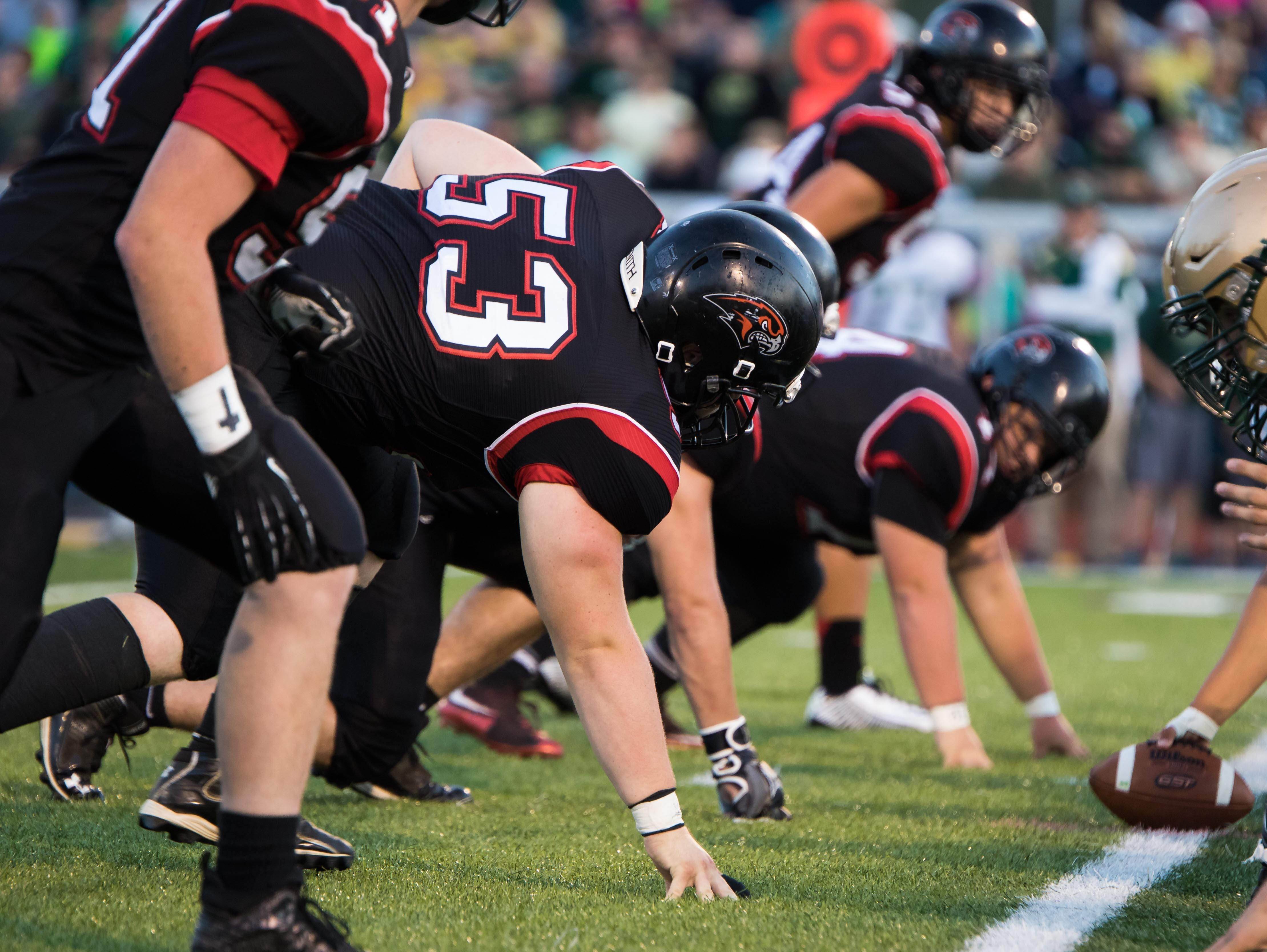 Marshall is one of four local teams recognized in the Michigan Associated Press prep football poll released Tuesday.