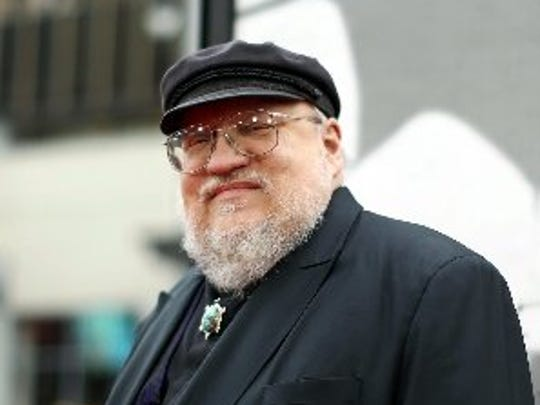 """Games of Thrones"" creator George R.R. Martin"