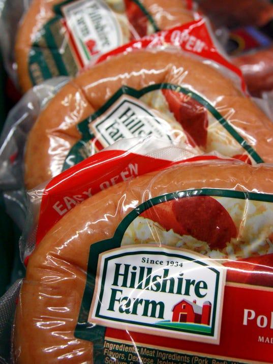 AP HILLSHIRE-PINNACLE FOODS F FILE A USA VT
