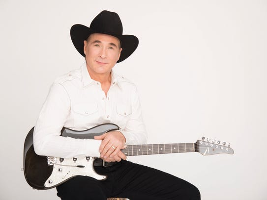 Grammy Award-winning country music star Clint Black will perform at the Montgomery Performing Arts Centre on June 1.