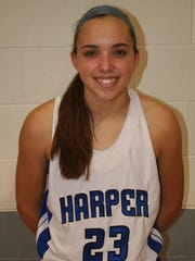 Harper Creek's Charley Andrews