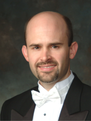 David Puderbaugh, music director of Chamber Singers