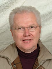Bruce Pollington, vice president of River's Edge Trail Foundation.