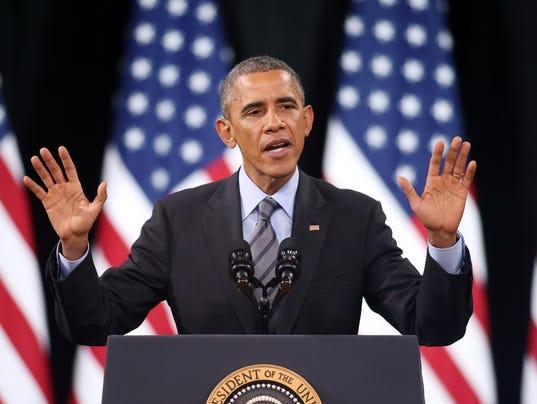 Obama Amerikanın islamla savaş aparmadığını söylədi