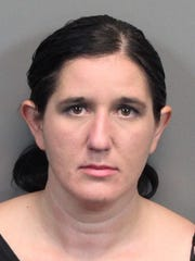 Gina Danielle Smith, 35, was booked Dec. 1, 2015 into the Washoe County jail on a charge of violating probation. Smith was identified as a suspect in two reported burglaries earlier this year at a Reno construction site. All arrested are innocent until proven guilty. No bail set.