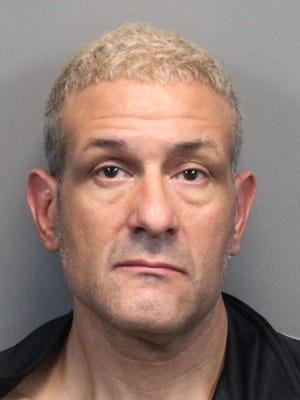Mark Williams, 49, was sentenced to 20 years in prison for stealing a car and then fleeing from Sparks police last year.