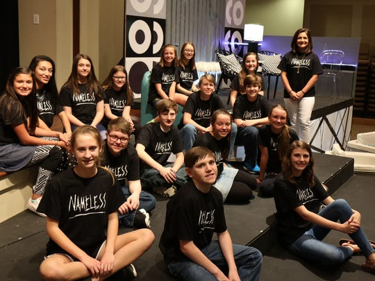 Northside Methodist youth plan, write, perform, choreograph and execute a musical each summer for the community. This year's musical is 'Curtain Call' and it opens Thursday.