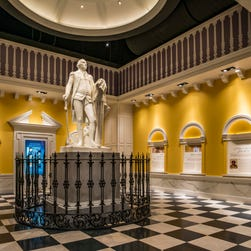 Philly, Yorktown: Tale of 2 American Revolution museums