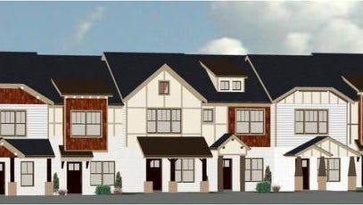 A local residential developer has begun construction of West Mill Townhomes.