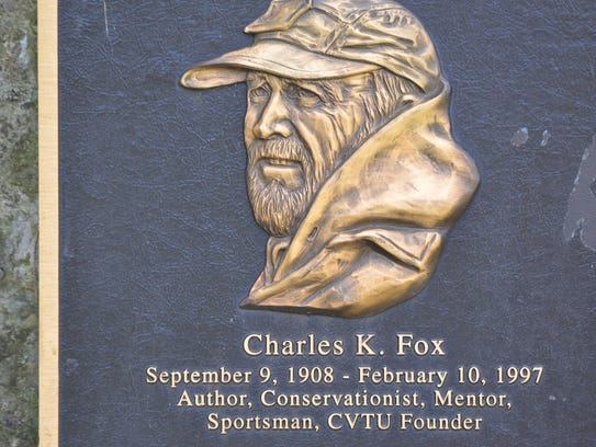 """Charlie Fox is remembered in Vince's meadow as """"The"""