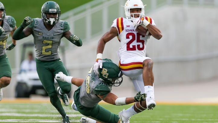 Peterson: So many running backs, so many options for Iowa State — including a 1,000-yarder at QB