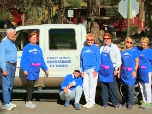 altrus-with-mammogram truck