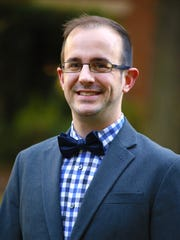 Dean of Admissions Justin G. Roy