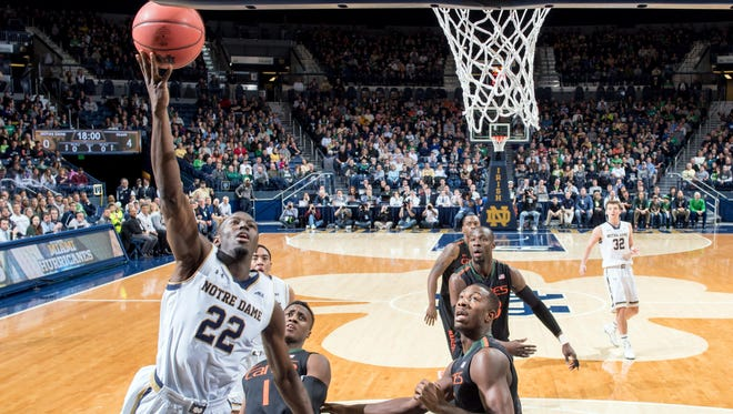 Jerian Grant is one of the main offensive weapons for No. 8 Notre Dame.