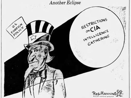 A cartoon from the Feb. 26, 1979 issue of The Arizona