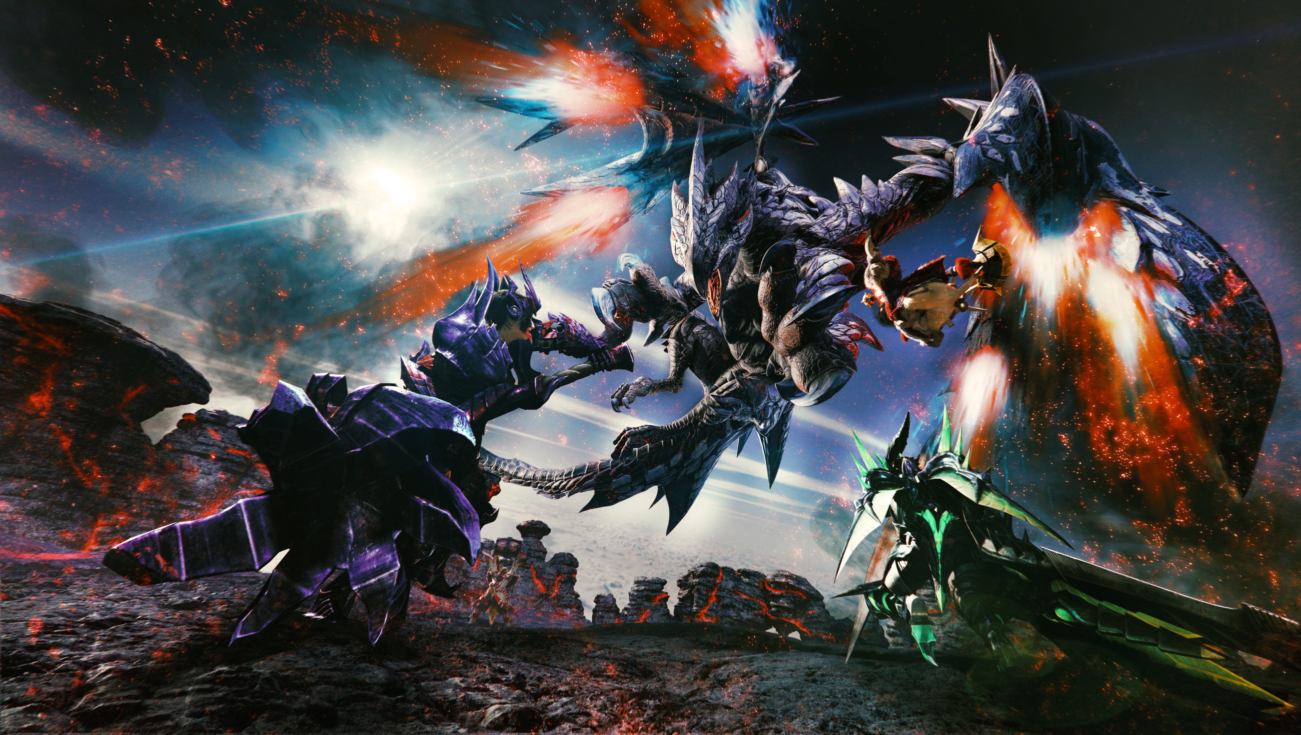 Review Is Monster Hunter Generations Ultimate Still Worth Playing