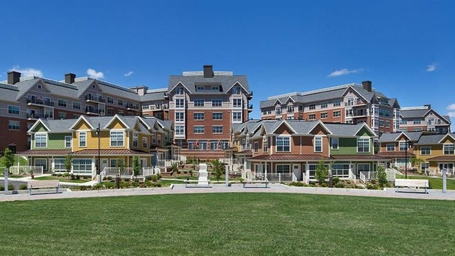 Arlington360, on the site of the former Symmes Hospital, is one of the new housing developments built in Arlington.