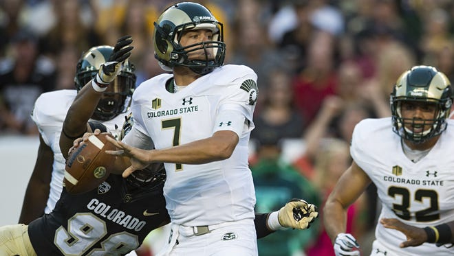 The CSU football team is hoping for a different result in the Rocky Mountain Showdown this season after losing 44-7 to Colorado last year.