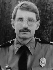 Paul Hoover as an FWC officer.