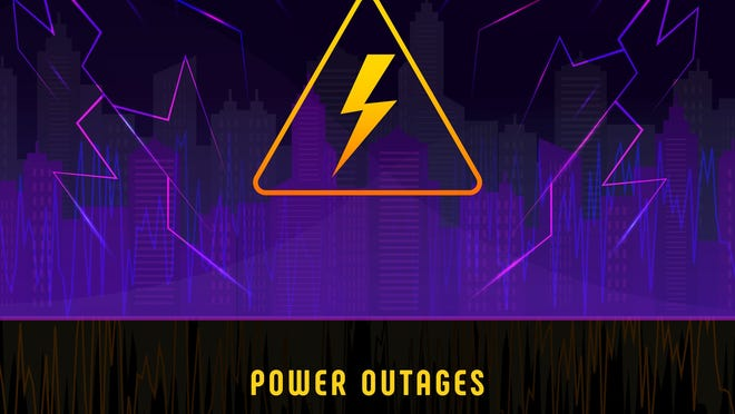 AEP is reporting an outage that is affect nearly 10,400 customers in San Angelo Monday morning.