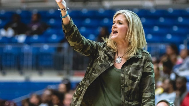 UT-Arlington's Krista Gerlich will become the eighth coach in Texas Tech women's basketball history. Gerlich is a born and raised West Texan, winning a state championship with Sudan in 1987 with her father, Jim Kirkland, as the coach.