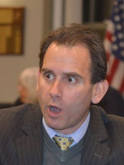 Former Putnam County District Attorney Adam Levy, pictured