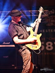 Great White co-founder and lead guitarist Mark Kendall.