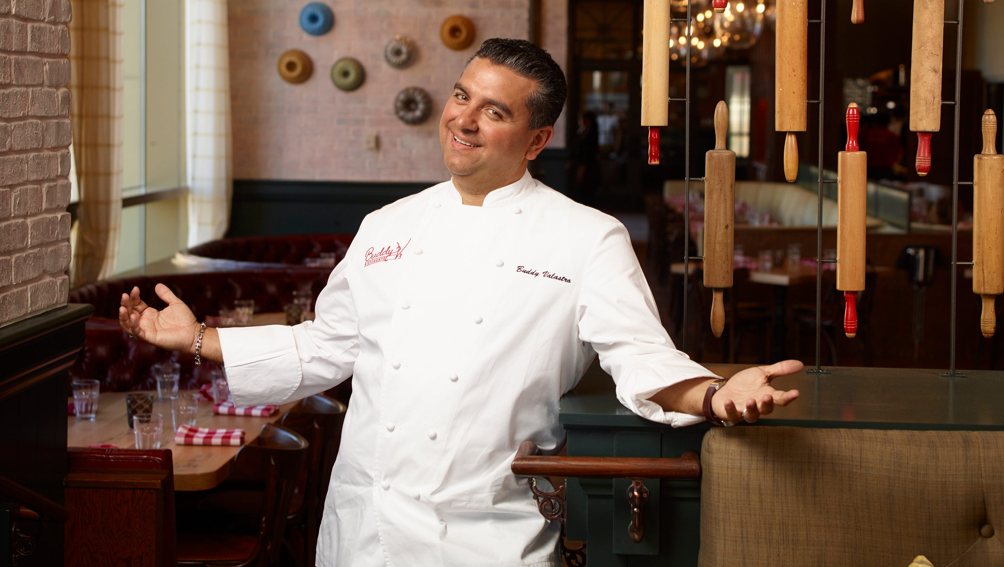 'Cake Boss' Buddy Valastro gives update on his hand: 'I've got about 75% of my strength back'