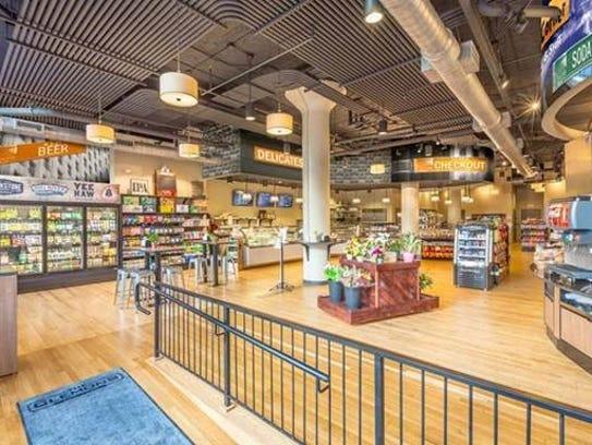 An upscale market will open inside The Standard lofts