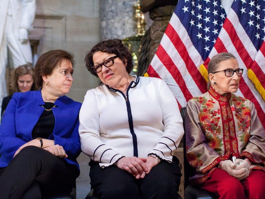 Image result for photos of liberals on us supreme court