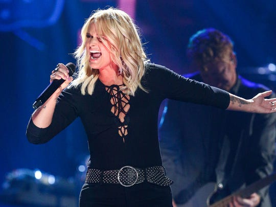 Miranda Lambert performs during the 2016 iHeartRadio Country Festival held at Frank Erwin Center on Saturday, April 30, 2016, in Austin, Texas.