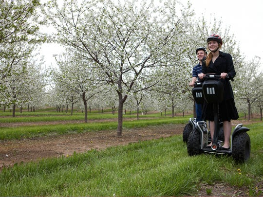 In the early 2000s, people believed Segways were going to change urban transportation.
