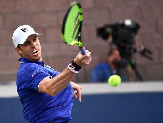 Sam Querrey US Open