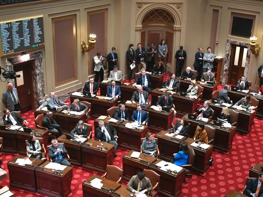 The Legislature's regular session ends May 21.