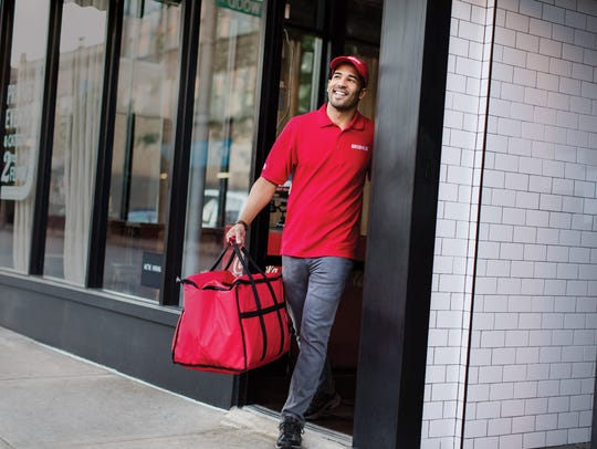 Grubhub's introduction of delivery drivers to the Reno market is part of its plan to introduce such drivers in more than 100 new markets in 2018.