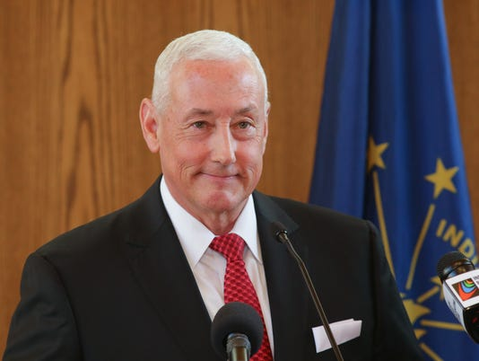 Greg Pence, vice president Mike Pence's brother, seeks House seat in Indiana primary election
