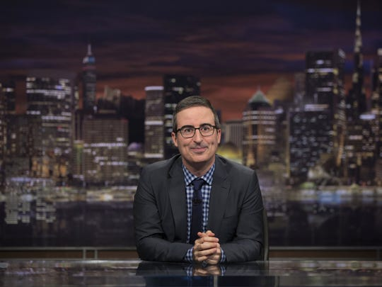 """There is no law that suddenly required separating parents from their children,"" emphasized John Oliver during an episode of ""Last Week Tonight."""