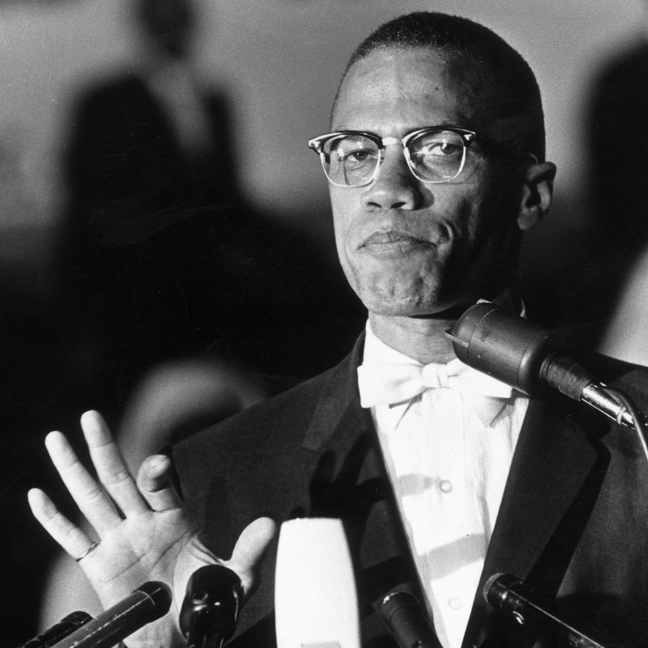 Malcolm X had deep roots in the City of Detroit
