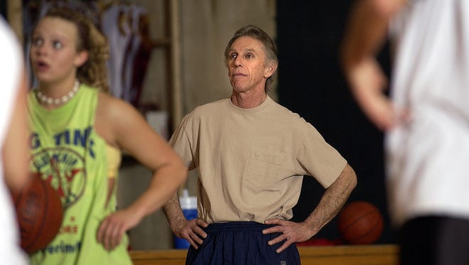 Former Luxemburg-Casco girls basketball coach Mike Schanhofer helped lead the Spartans to three WIAA Division 2 state titles.
