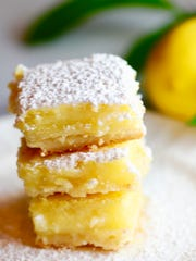These lemon bars are the perfect confection to showcase