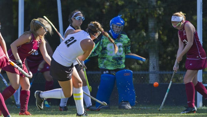 Toms River South vs Southern in field hockey