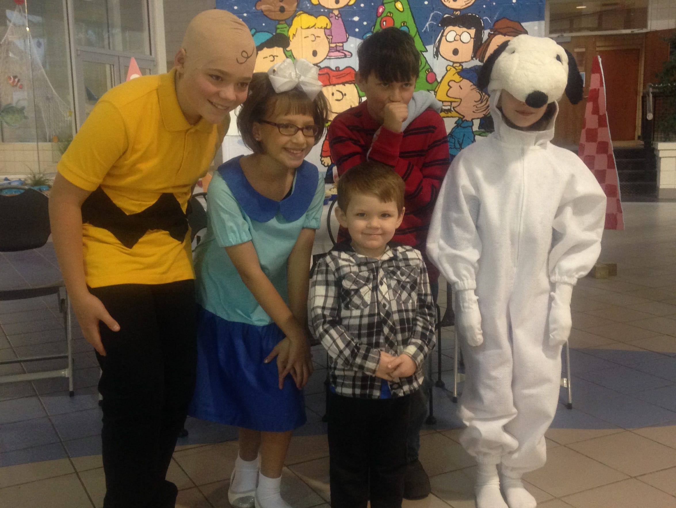 See 'Charlie Brown Christmas' on stage at Patterson
