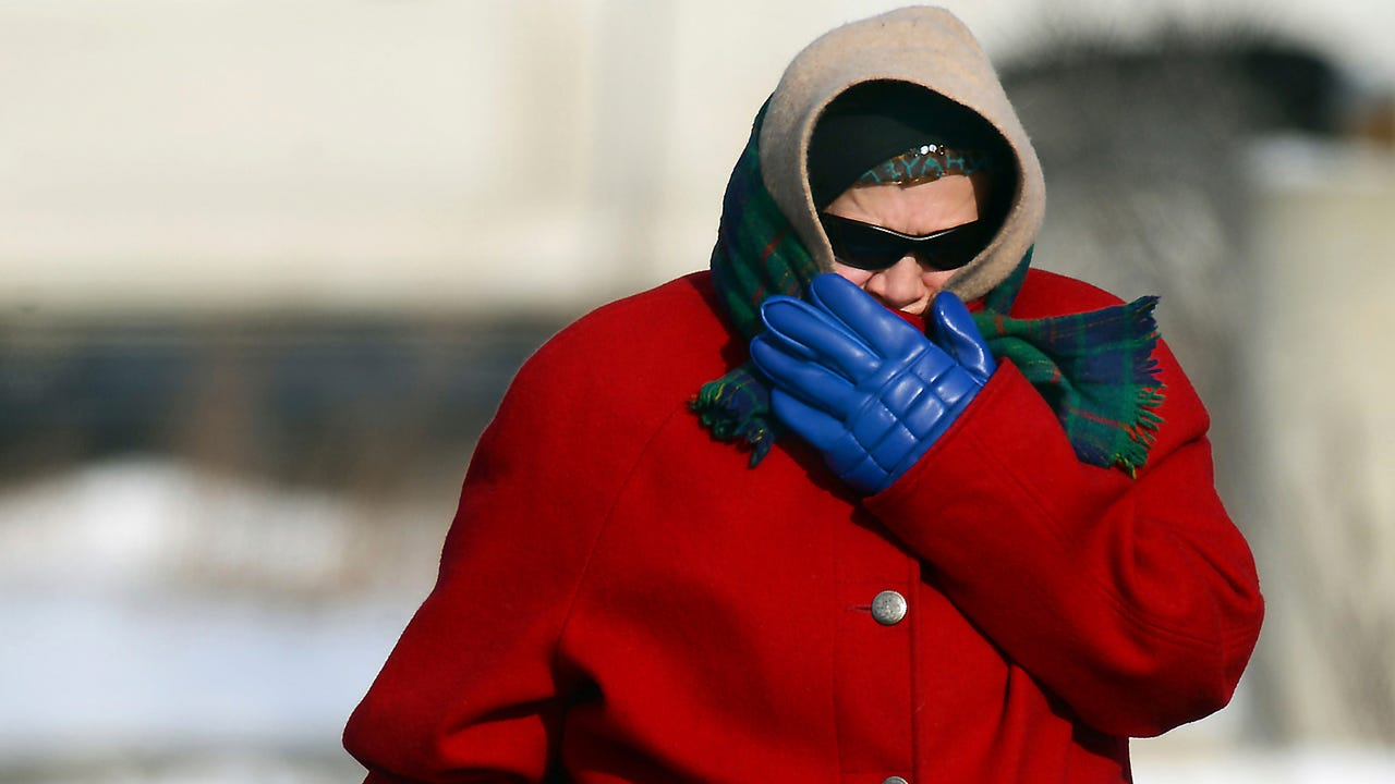 Bone-chilling cold grips much of U.S.