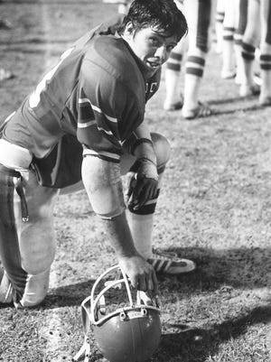 Reporter-News file photo Ray Berry was a football standout at Cooper and Baylor before going onto a seven-year NFL career with Minnesota and Seattle. His brothers Greg and Dean, also Cooper standouts, followed in their father Powell's footsteps by going to play collegiately at Texas A&M.