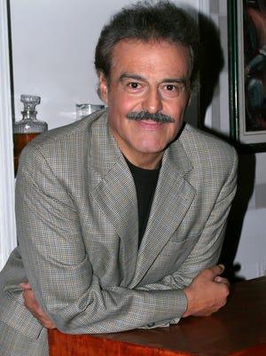 Gonzalo Vega sumó 48 años en la actuación. Aquí en una foto tomada en 2007.