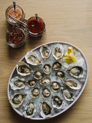 Oysters at Henrietta Red/file photo.