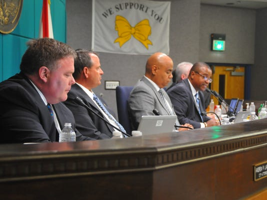 Palm Bay city council